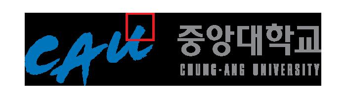 Image result for chung-ang university logo