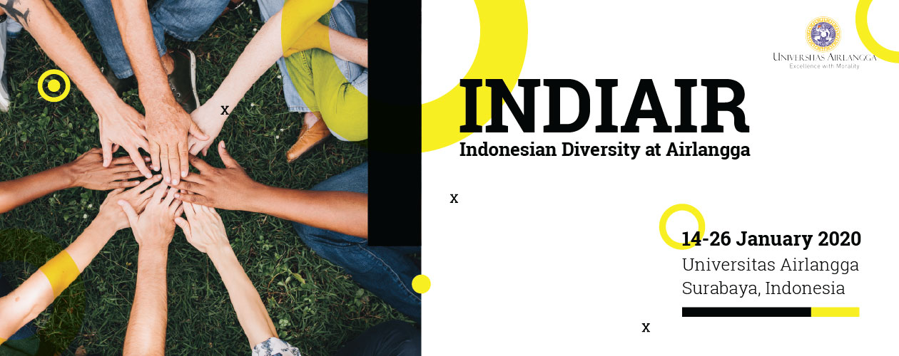 Indonesian Diversity at Airlangga