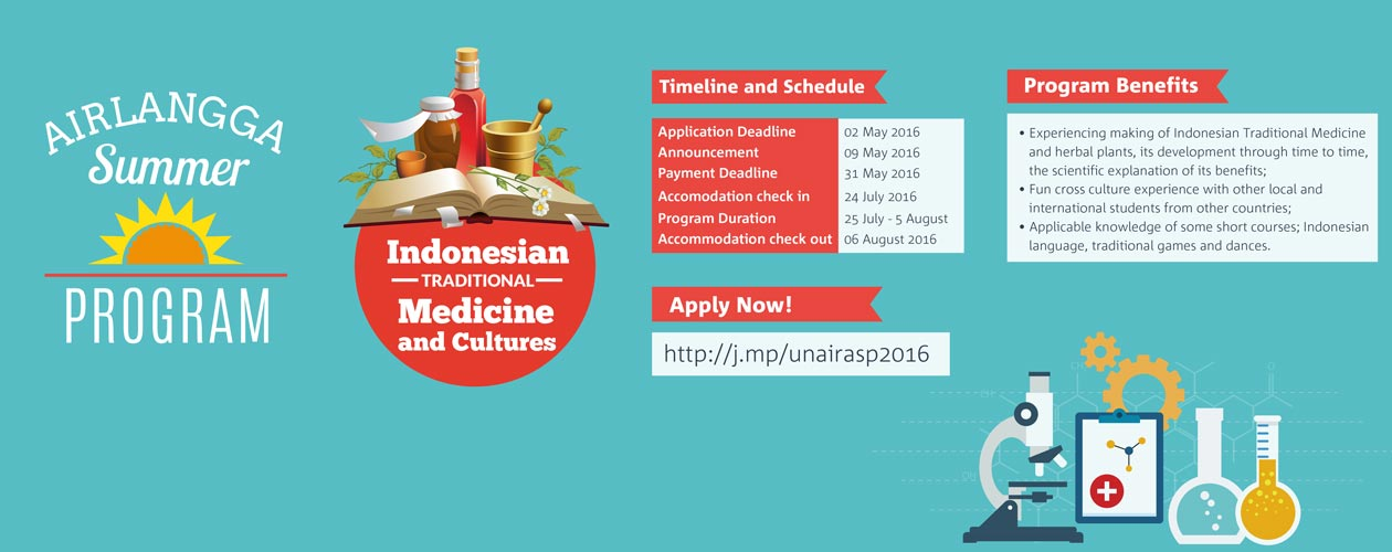 Airlangga Summer Program (ASP) 2016