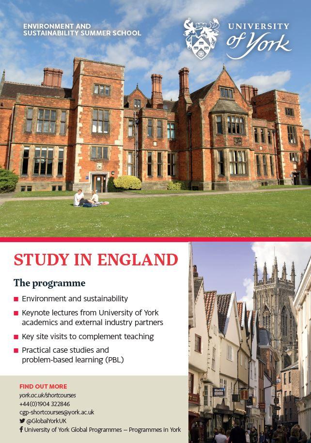 Dating York University