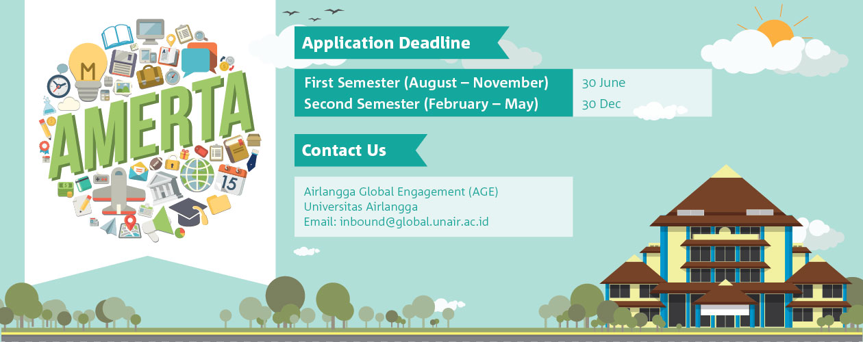 Academic Mobility Exchange for Undergraduate at Airlangga