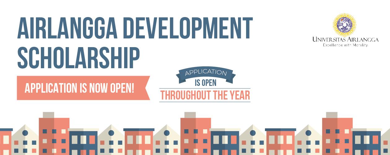 Airlangga Development Scholarships (ADS)